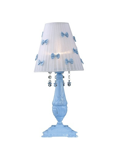 Apliqa Masa Lambası Mavi